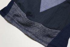 画像6:  【SALE40%OFF!!】 Geewhiz(ジーウィズ)キラキラのお家/ゆるポケットTシャツ【navy】 (6)