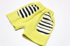 画像3:  【SALE40%OFF!!】 Geewhiz(ジーウィズ)キラキラのお家/ハーフパンツ【yellow】 (3)