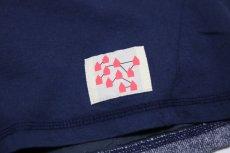画像10:  【SALE40%OFF!!】 Geewhiz(ジーウィズ)キラキラのお家/ゆるポケットTシャツ【navy】 (10)