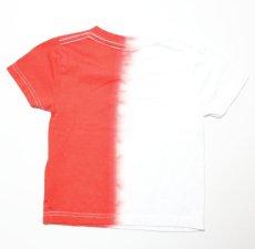 画像7:  【SALE40%OFF!!】 Geewhiz(ジーウィズ) 赤と黒/半袖Tシャツ【red】【80-140cm】 (7)