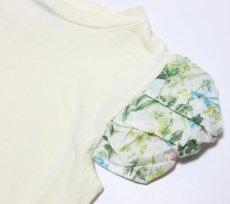 画像3:  【SALE40%OFF!!】 HIGHKING(ハイキング) puff short sleeve【natural】【100-120cm 】 (3)