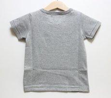 画像4: Lee(リー)×ドラゴンボール LeeロゴTシャツ【グレー】【ベビー/キッズ】【80-120cm】 (4)