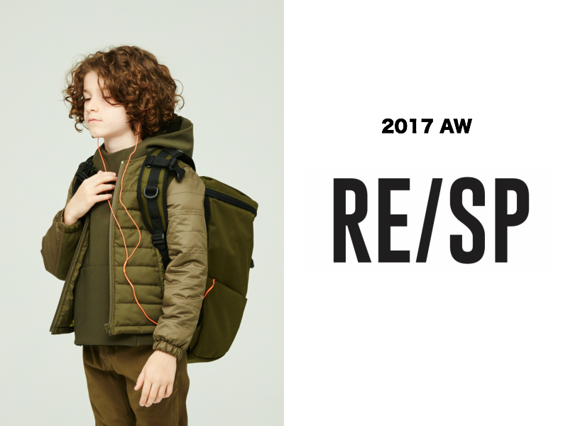 RE/SP 2017AW