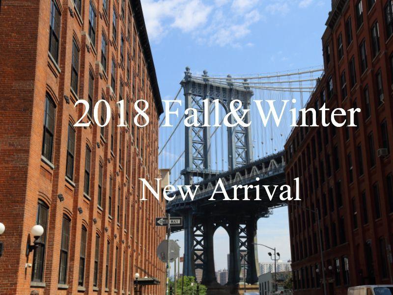 2018 Fall&Winter