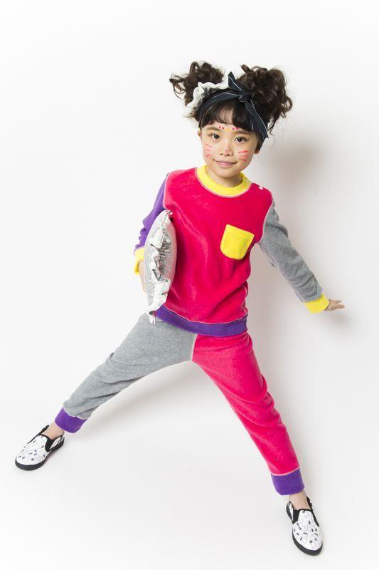 画像1:  【SALE50%OFF!!】 Geewhiz(ジーウィズ)POKAPOKA/フリーストレーナー【キッズ】【ベビー】【子供】【pink】 (1)