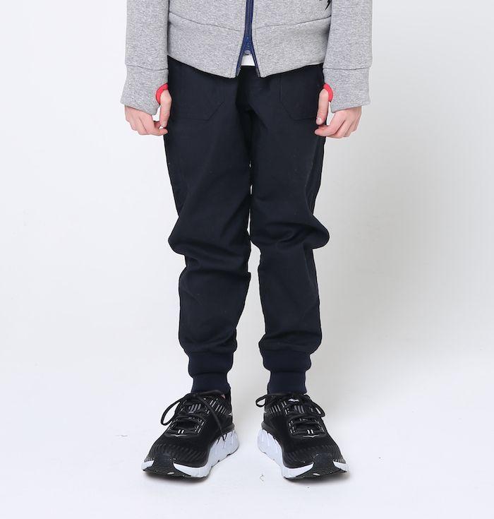 画像1:  【SALE40%OFF!!】 HIGHKING(ハイキング) glad pants【navy】【100-120cm 】 (1)