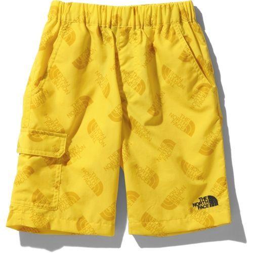 画像1: THE NORTH FACE(ザ・ノースフェイス) Novelty Class V Shorts (ノベルティクラスファイブショーツ) 【LL/トスロゴレモン】【キッズ/ベビー】【80-150cm】 (1)