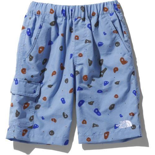 画像1: THE NORTH FACE(ザ・ノースフェイス) Novelty Class V Shorts (ノベルティクラスファイブショーツ) 【CH/クライミングホールド】【キッズ/ベビー】【80-150cm】 (1)