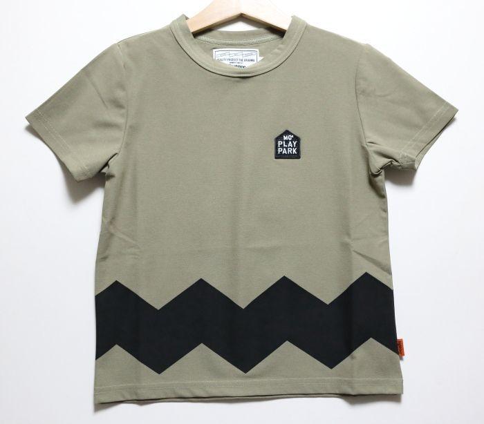 画像1: HIGHKING(ハイキング) naughty short sleeve【beige】【90-150cm 】 (1)