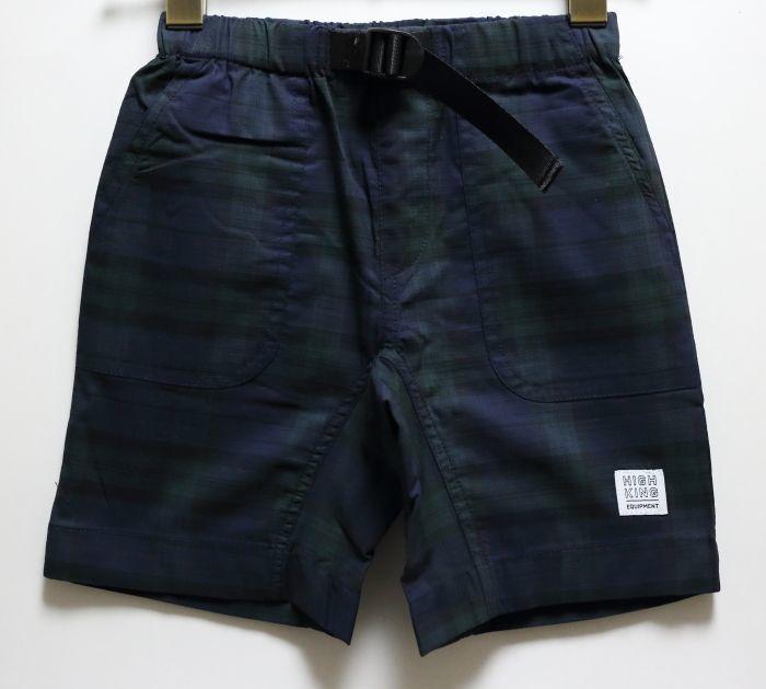 画像1: HIGHKING(ハイキング) urbanist shorts【ck-navy】【100-150cm 】 (1)